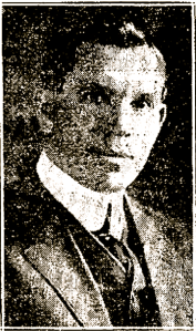 T.B. Baker in 1925 (~45 years old)